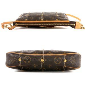 Louis Vuitton Bags - LIMITED EDT LV Monogram Riveting Pochette Bag
